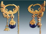 Phát hiện bộ trang sức nạm đầy ngọc quý trong mộ nữ quý tộc Trung Quốc
