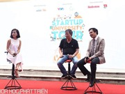 TS Lê Thống Nhất: Hãy sáng tạo và đừng nghĩ đến kiếm tiền khi khởi nghiệp