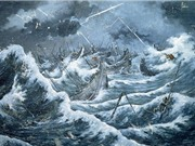 'Bão thần' đánh bại cuộc xâm lược của đế chế Mông Cổ