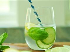 Loại nước làm chỉ 5 phút uống trong 5 ngày giảm 3 kg