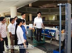 Máy quét 3D đo cơ thể người của sinh viên Bách khoa