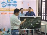 Hệ thống đèn đường thông minh giành giải nhất IoT Startup 2016