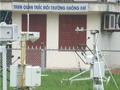 Hà Nội chấp thuận  20 vị trí lắp đặt trạm quan trắc không khí