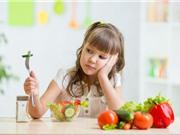 Trẻ biếng ăn chậm tăng cân và 10 mẹo hay các mẹ có biết?