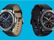 Chi tiết thiết kế của Samsung Gear S3
