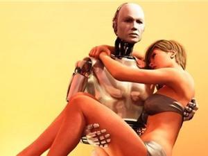 Robot tình dục dễ gây nghiện cho người sử dụng