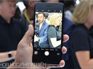 Cận cảnh vẻ đẹp của iPhone 7