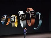 """Apple Watch 2 trình làng: """"Lặn"""" sâu 50m, cài được Pokemon Go"""
