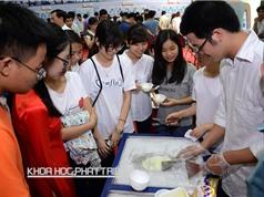Máy làm kem của sinh viên Đại học Bách khoa đắt hàng