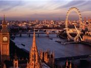 """""""Khám phá"""" những thành phố đẹp nhất châu Âu"""