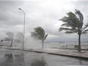 Bão số 4 suy yếu thành áp thấp nhiệt đới, gây mưa to trên đất liền