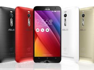 Asus ZenFone 2 RAM 4 GB giảm giá còn 3,49 triệu đồng