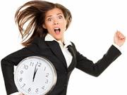 Tại sao người hiện đại  luôn cảm thấy bận rộn?