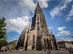 """""""Điểm danh"""" những nhà thờ cao nhất thế giới"""