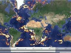 Phát hiện Cầy giông sọc được cho là đã tuyệt chủng; Công nghệ miễn phí giám sát lượng cá đánh bắt toàn cầu