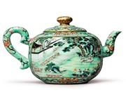 Ấm trà quý thời Càn Long giá 3,4 triệu USD