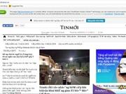 Website báo nguoiduatin, doisongphapluat, techz.vn gặp sự cố; trẻ đầu càng to càng thông minh
