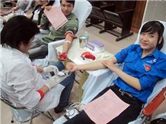 Người hiến máu nhận nhiều lợi ích về sức khoẻ