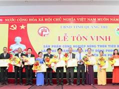 Quảng Trị vinh danh sản phẩm công nghiệp nông thôn