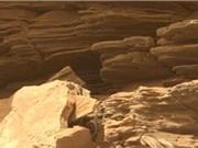 Vật thể giống con rắn được phát hiện trên sao Hỏa