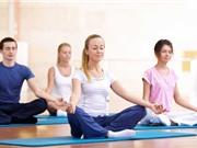 Yoga giúp giảm mụn trứng cá