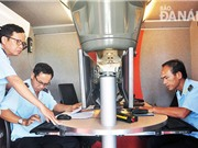 Hải quan Đà nẵng ứng dụng tia bức xạ trong soi chiếu hàng hóa