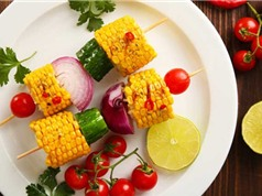 Bữa ăn càng nhiều màu sắc, càng giàu chất dinh dưỡng