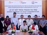 3 hợp đồng đầu tiên được hỗ trợ ươm tạo doanh nghiệp KH&CN