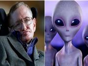 """""""Người ngoài hành tinh có thể thôn tính Trái Đất"""""""