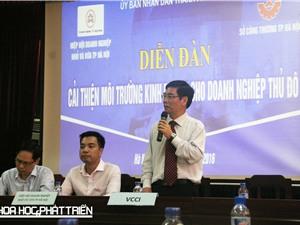 Phó Chủ tịch VCCI: Phát triển cộng đồng doanh nghiệp Thủ đô thành một vườn ươm khởi nghiệp
