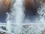 NASA phát hiện luồng hơi nước trên mặt trăng của sao Mộc