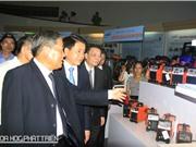 Khai mạc Techmart Hà Nội 2016: 3 hợp đồng - 16,4 tỷ đồng được ký kết