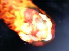 Thiên thạch cháy rực bầu trời khiến người dân Australia hoảng sợ