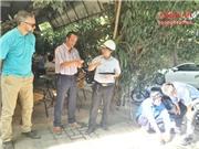 Nghệ An triển khai dự án chống thoát nước cho TP. Vinh