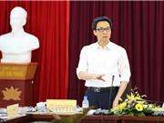 Phó Thủ tướng Vũ Đức Đam: Việt Nam phải vươn lên thứ 2 ASEAN về sở hữu trí tuệ