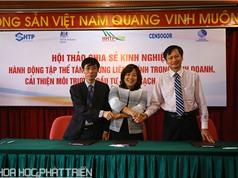 Ba Khu CNC quốc gia hợp tác thúc đẩy liêm chính trong kinh doanh