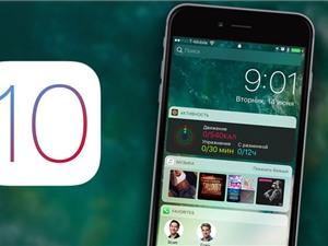 Cách sửa các lỗi hay gặp trên hệ điều hành iOS 10