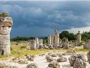 Khám phá bí ẩn sau rừng cột đá tự nhiên kỳ lạ ở Bulgaria