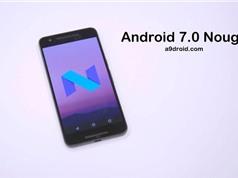 Danh sách các thiết bị sắp được cập nhật Android 7.0 Nougat
