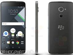 """BlackBerry hé lộ cấu hình """"khủng"""" của DTEK60"""