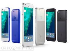 """Google trình làng Pixel và Pixel XL: Cấu hình """"khủng"""", giá ngang iPhone 7"""