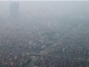 """Không khí ở Hà Nội ô nhiễm thứ nhì thế giới; Séc phát minh thùng rác """"thông minh"""""""