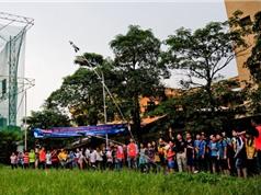 5 học sinh tham dự cuộc thi tên lửa nước quốc tế