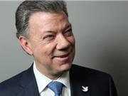 Tổng thống Colombia giành giải Nobel Hòa bình 2016