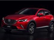 Cận cảnh chiếc SUV vừa được Mazda giới thiệu ở Việt Nam