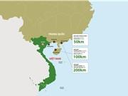 Việt Nam ở gần 3 nhà máy điện hạt nhân Trung Quốc: Chủ động kiểm soát, hợp tác để nắm thông tin