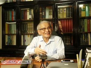 GS Phan Huy Lê: Người bị ép học sử trở thành sử gia