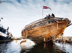 """Bộ Y tế khuyến cáo phòng bệnh tay chân miệng; """"cứu"""" tàu mắc kẹt 86 năm dưới băng Bắc Cực"""