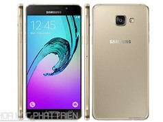 Samsung Galaxy A5 2016 giảm giá 1,1 triệu đồng