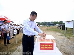 Khu CNC Hòa Lạc phát động quyên góp ủng hộ đồng bào lũ lụt miền Trung